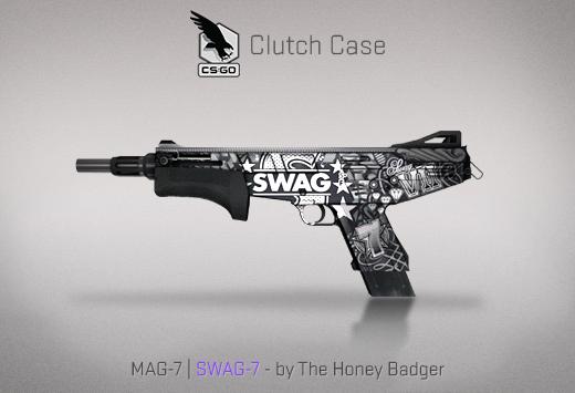 Clutch case MAG-7 SWAG-7