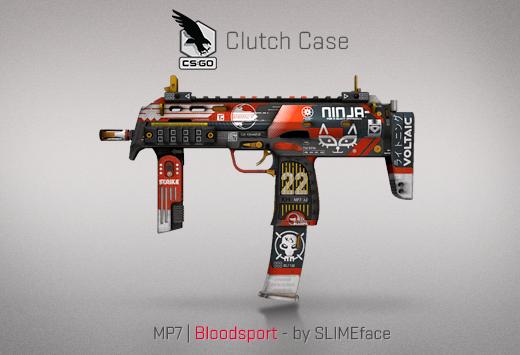 Clutch case MP97 Bloodsport