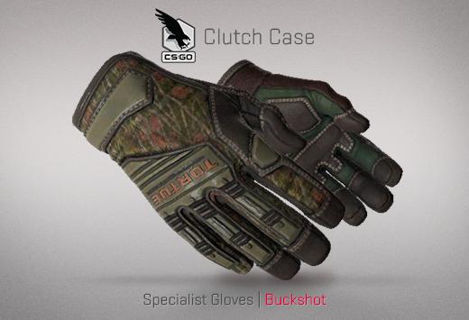 Clutch case Specialist Gloves Buckshot