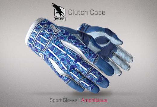 Clutch case Sports GLoves Amphibious