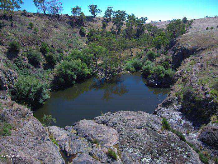 Turpins falls drone