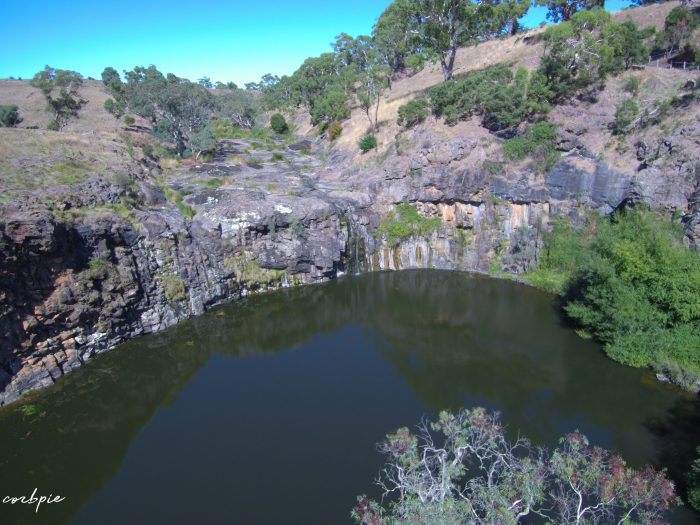 Turpins falls from drone
