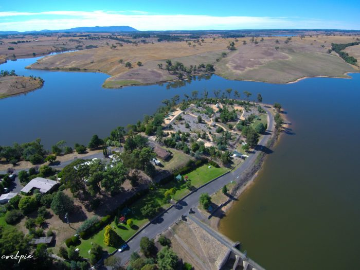 Lauriston reservoir picnic area