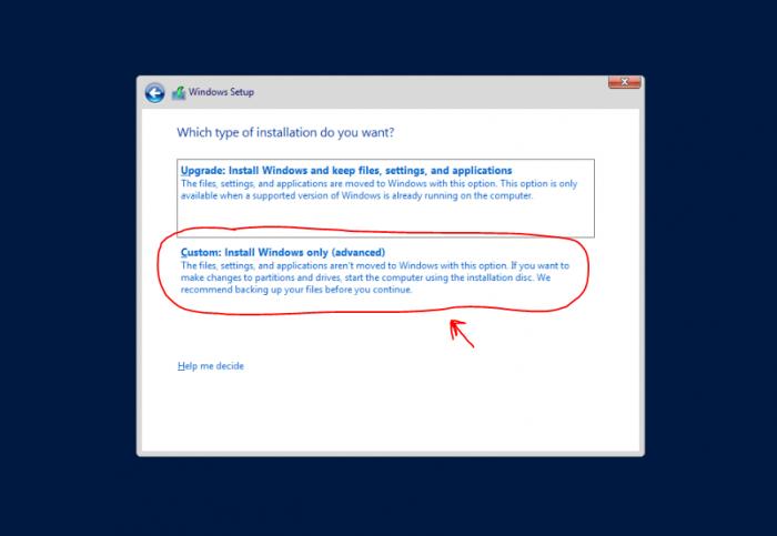 Server 2016 vnc install windows only
