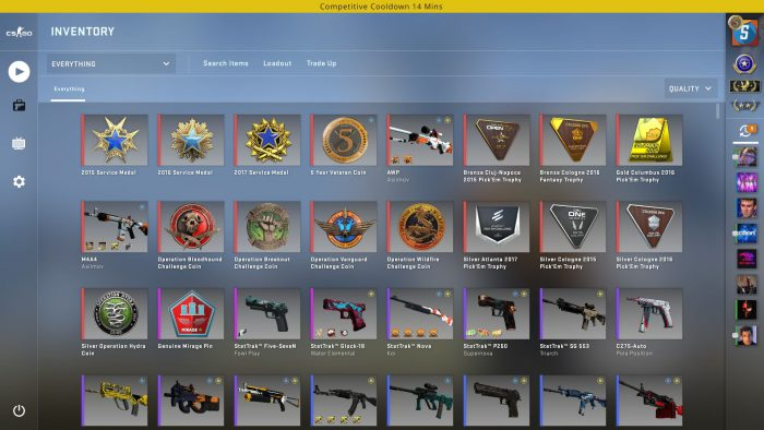 csgo panorama update inventory