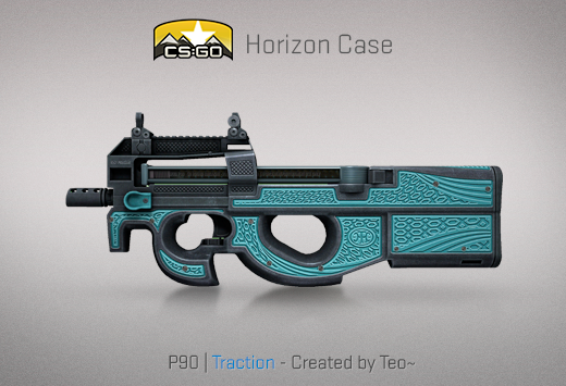 The new CSGO Horizon case knives and weapon skins – corbpie