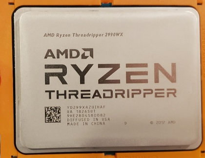 threadripper 2 cpu