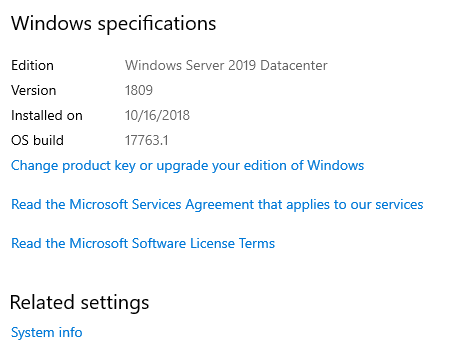 Installing Windows Server 2019 ISO on Vultr – corbpie