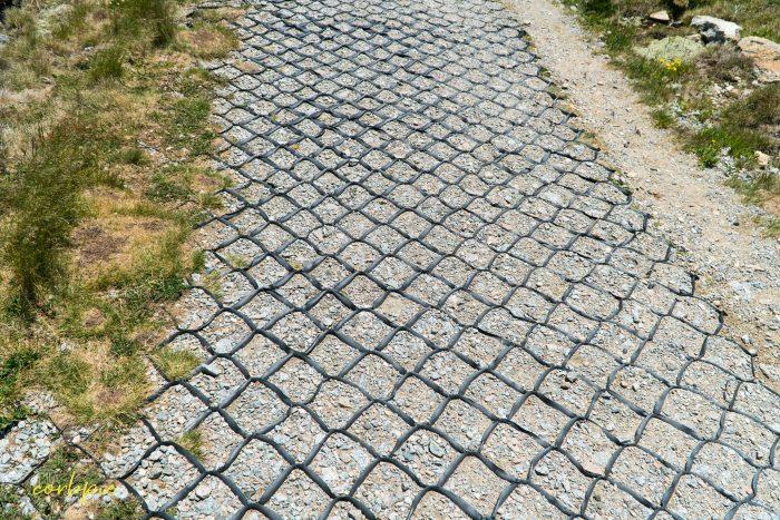 path on the mountain Mt Kosciuszko Summer 2019