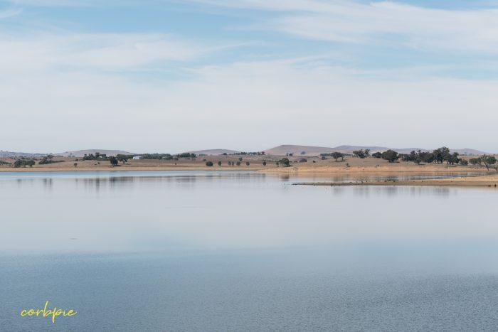 Tullaroop Reservoir 5 2019