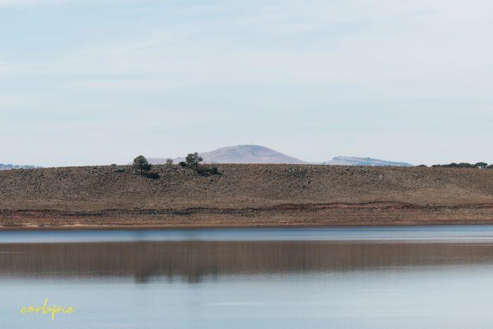 Tullaroop Reservoir 7 2019