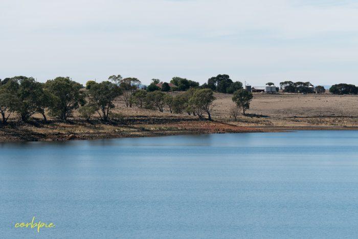 Tullaroop Reservoir farm