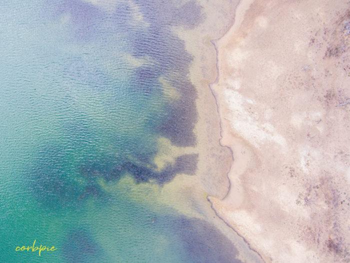 Crusoe Reservoir drone 13