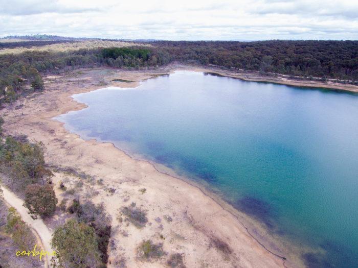Crusoe Reservoir drone 5