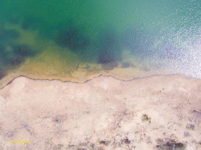 Crusoe Reservoir drone 9