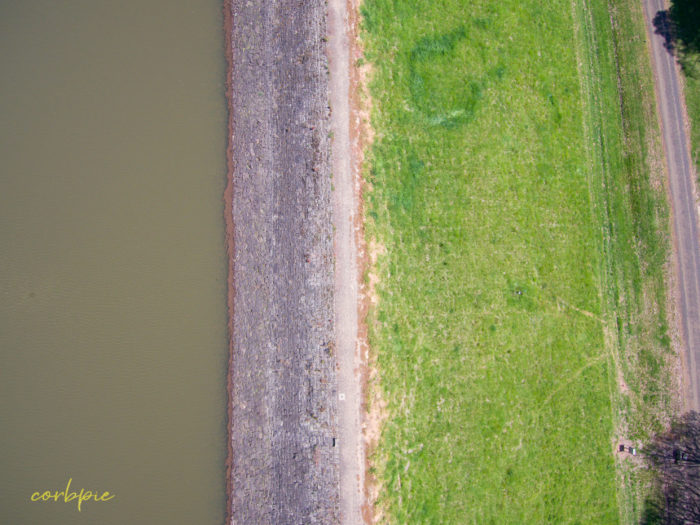 malmsbury reservoir drone 13