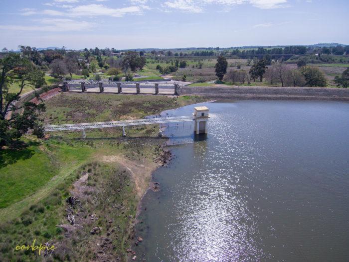 malmsbury reservoir drone 15