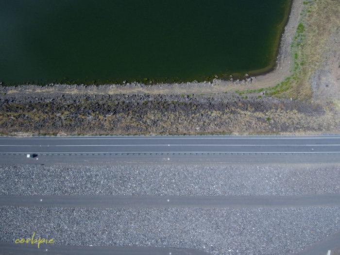 tullaroop reservoir drone 5