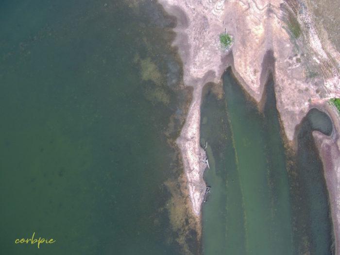 tullaroop reservoir drone 9