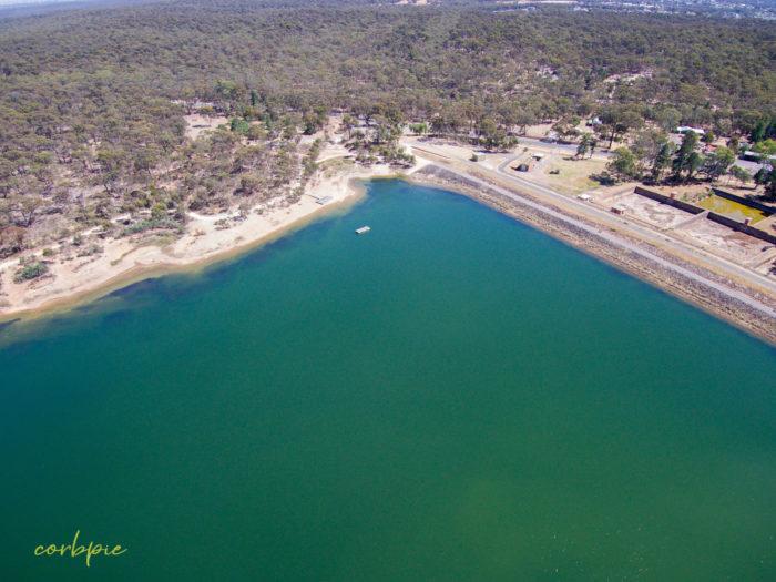 Crusoe Reservoir Bendigo 16