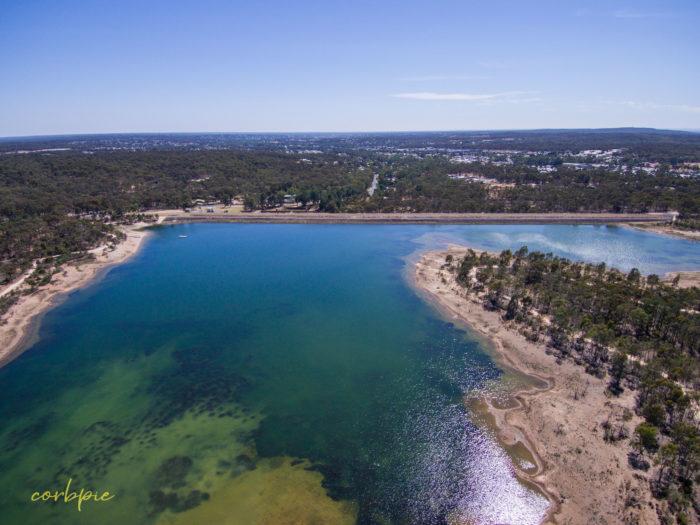 Crusoe Reservoir Bendigo 18