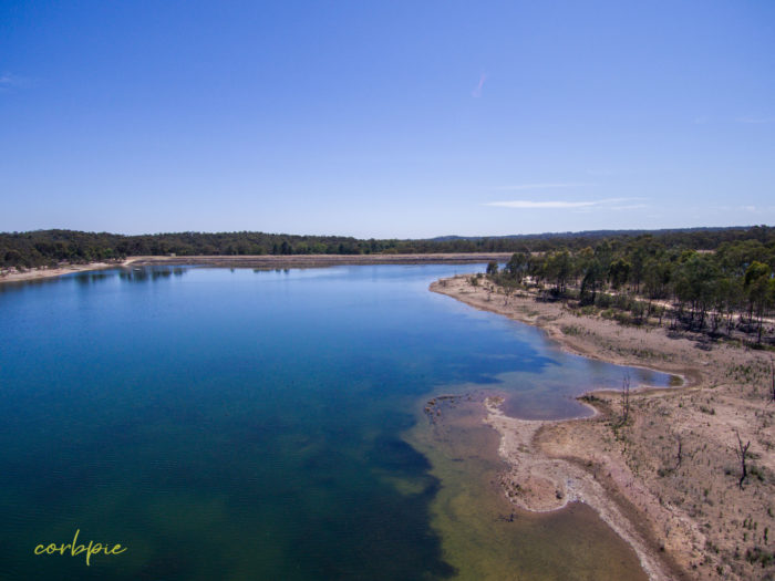 Crusoe Reservoir Bendigo 20