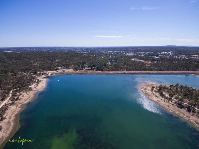 Crusoe Reservoir Bendigo 6