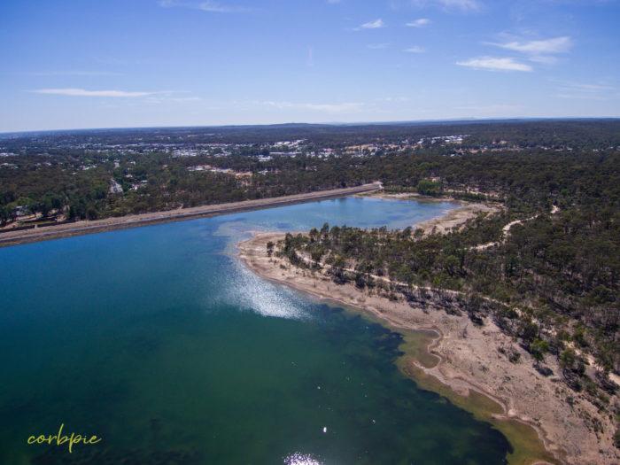 Crusoe Reservoir Bendigo 7