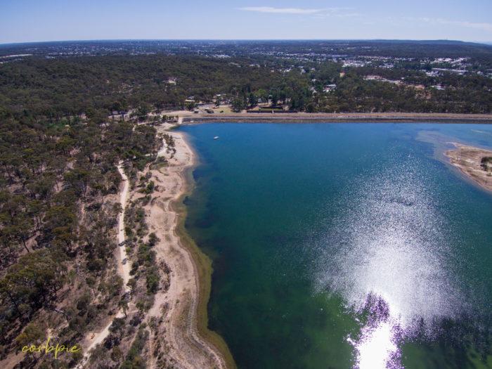 Crusoe Reservoir Bendigo 9