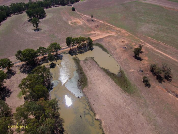 Elmore Weir drone 6