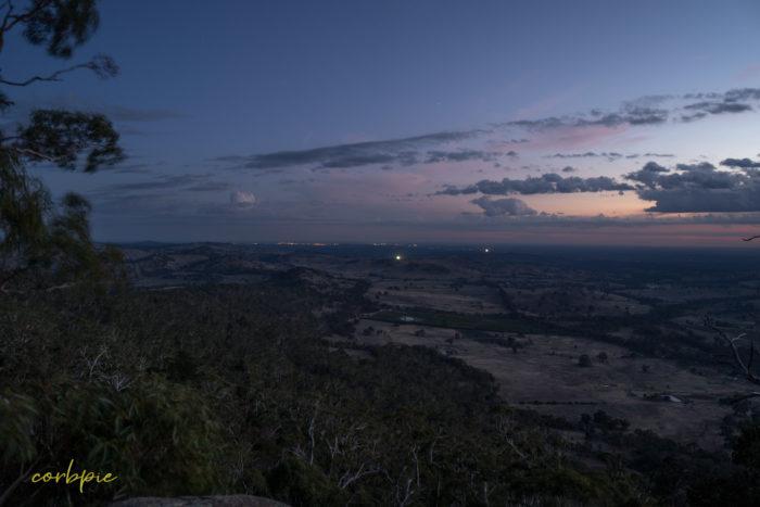Mount Alexander pre sunrise